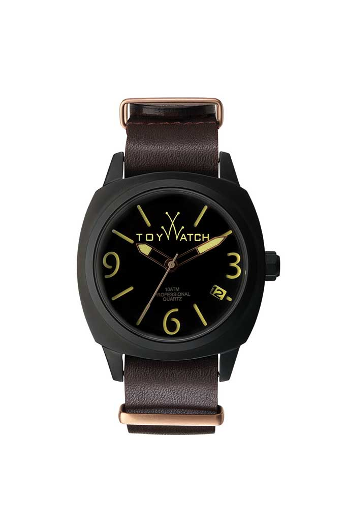 Toy Watch Icon One-Time black