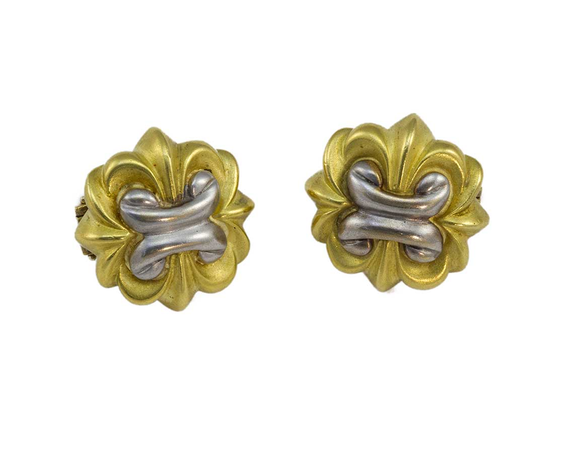 Vahe Naltchayan Gold Earrings